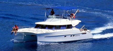 Catamaran Charter South Of France by Power Catamaran Maryland 37 South Of France Inter