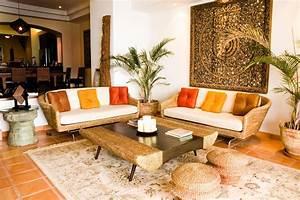 Indian Living Room Interior Decoration #14401