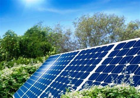 На исследовании и развитии сферы солнечной энергетики основано будущее человечества