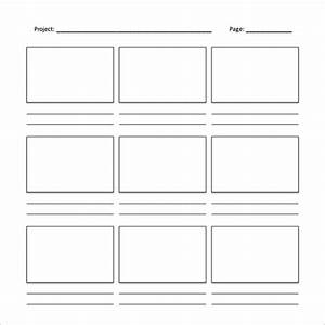 Sample storyboard template 15 free documents download for Interactive storyboard template