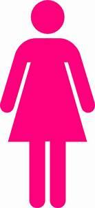women s bathroom clip art at clkercom vector clip art With girls bathroom symbol