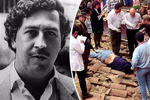 Death of Pablo Escobar: How did the narco kingpin die ...
