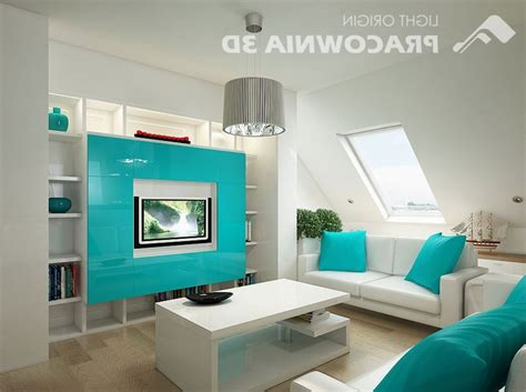 Aqua Colored Home Decor: Extraordinary Best Bedroom Colors House Interior Design