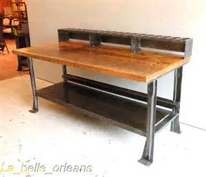 kitchen island bench for sale awsome vintage industrial steel and maple top island for sale antiques com classifieds