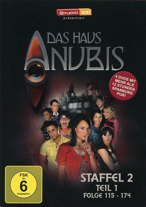 Das Haus Anubis  Staffel 2 Dvd Oder Bluray Leihen