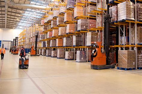 warehouse stograge global business link