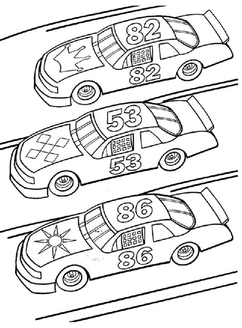 race car coloring pages Google Search color sheets