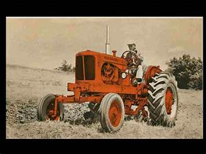 Allis Chalmers Wd  U0026 Wd45 Tractor Repair Service Manual For