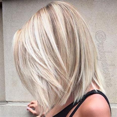 hair solor ideas  white  platinum blonde hair