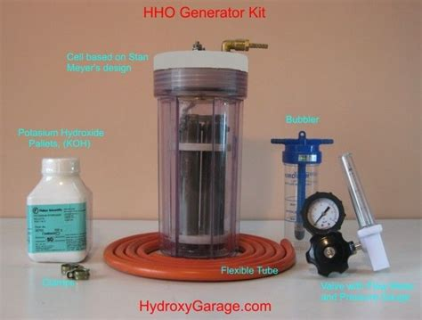 Hho Kit For Cars, Buses And Trucks Of Engine Size Upto
