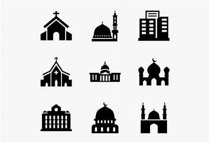 Lokasi Denah Icon Gambar Vektor Buildings Town