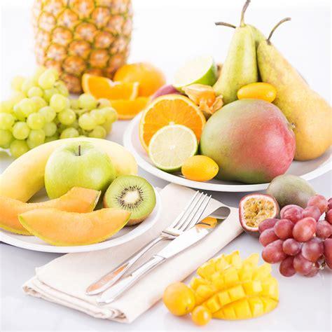 panier fruits exotiques cadeau gift be