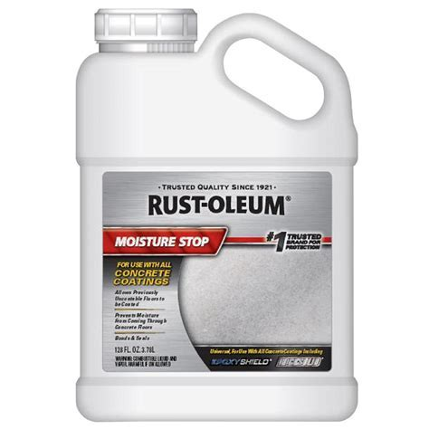 Rust Oleum EpoxyShield   Concrete, Basement & Garage Floor