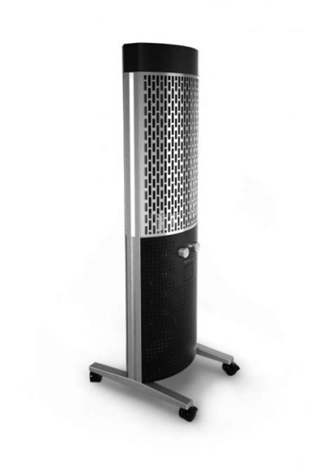 totum hls heat ligth sound patio heater the