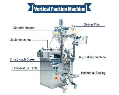 vertical fill form seal machine vffs machine liquid packing danlesco gulf llc