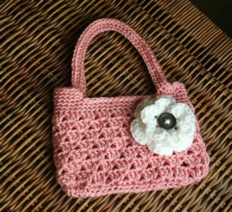 tampa bay crochet  easy crochet purse pattern