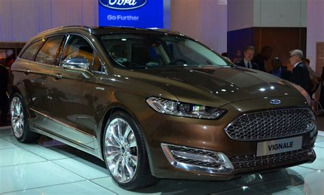 New Review Ford Mondeo St Line 2018