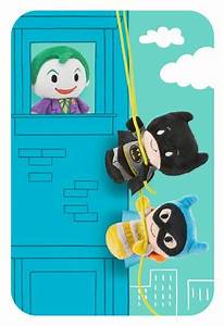 Batman™ itty bittys® Greetings Just Because Card ...
