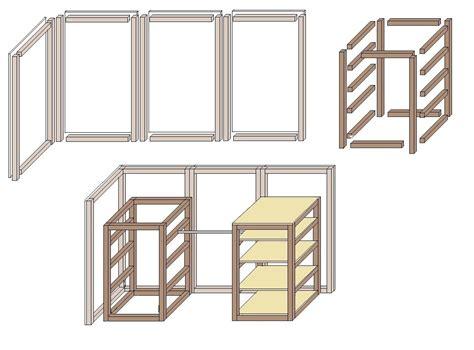 begehbaren kleiderschrank selber bauen 187 www selber bauen de