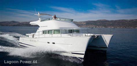 Motoryacht Preise by Preisliste Lagoon Power 44 Yacht Charter Kroatien