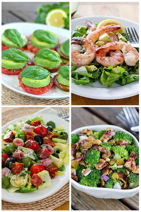 simple summer salads 10 easy paleo summer salads gluten free paleo recipe