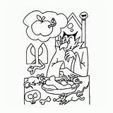 Coloring Halloween Pages Diner Vampire Print Check Creepy Hag sketch template