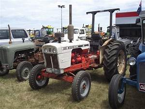 1975 David Brown 885 Tractor