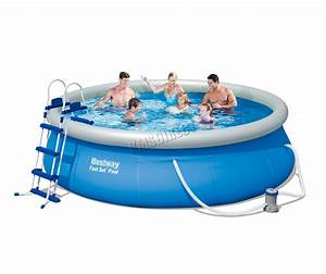 Bestway Pool Set : bestway fast set swimming pool round inflatable 12ft x 36inch with filter pump ebay ~ Eleganceandgraceweddings.com Haus und Dekorationen