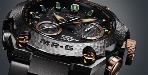 Casio Releases 20th Anniversary Limited Edition G Shock Mr