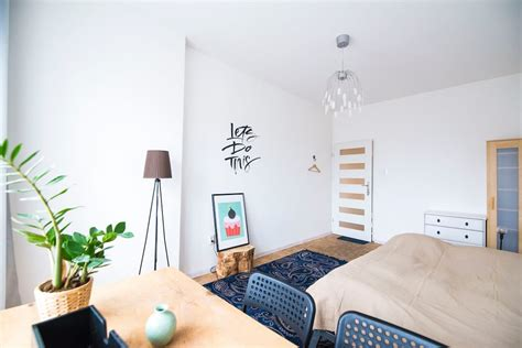 Right Way Small Studio Apartment by 5 Tips On Decorating A Studio Apartment