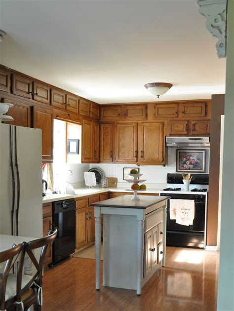 kitchen cabinet remodels my complete kitchen remodel story for about 12 000 2722