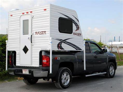 Half-ton Cabover-less Camper
