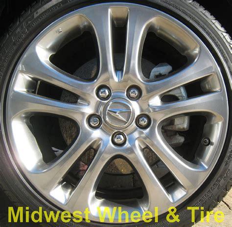acura tsx 2008 tire size acura tsx 71735as oem wheel oem original alloy wheel