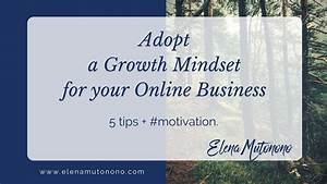 How To Adopt A Growth Mindset For Your Online Teaching