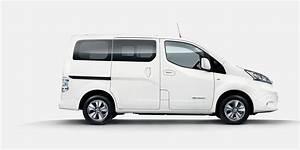 Nissan Nv200 Evalia : nissan e nv200 evalia voiture lectrique 7 places et ~ Mglfilm.com Idées de Décoration