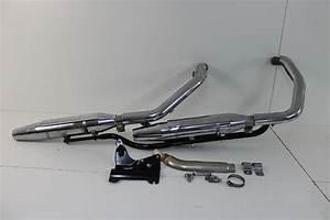 Harley Davidson Sportster Iron 883 Exhaust System