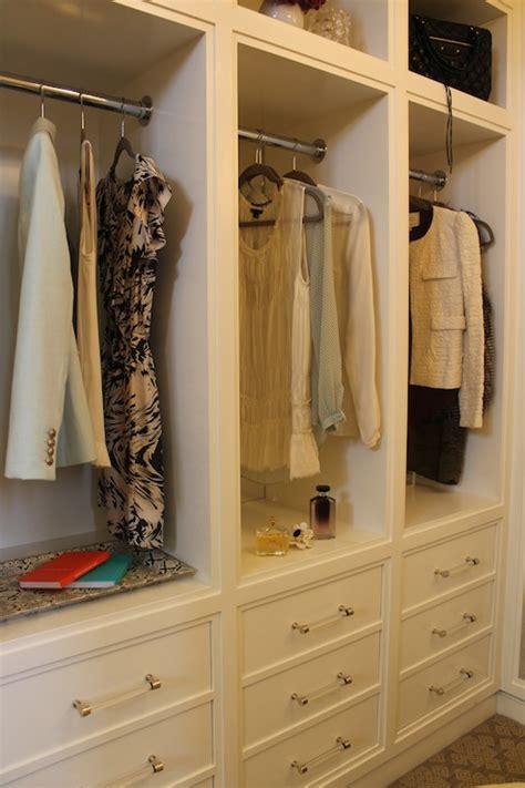 acrylic drawer pulls contemporary closet material girls