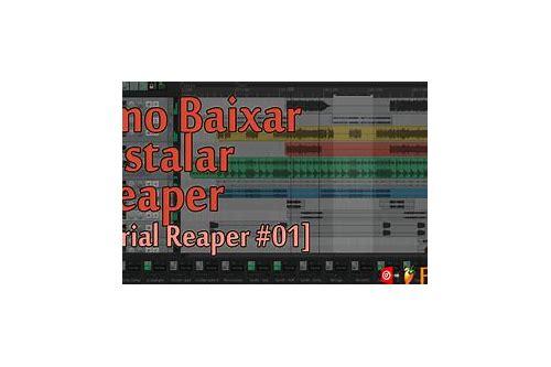 reaper baixar gratis versão completo