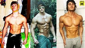 Jeff Seid Natural Body Transformation - Bodybuilding Motivation