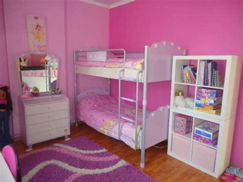 les chambres des filles la chambre fille photo 1 3
