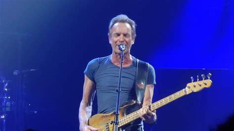 Sting Miami One Fine Day 2017 Live