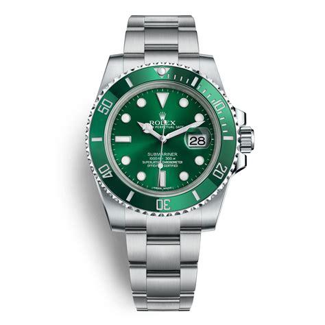 Rolex Submariner Hulk Green Dial 116610LV I ...