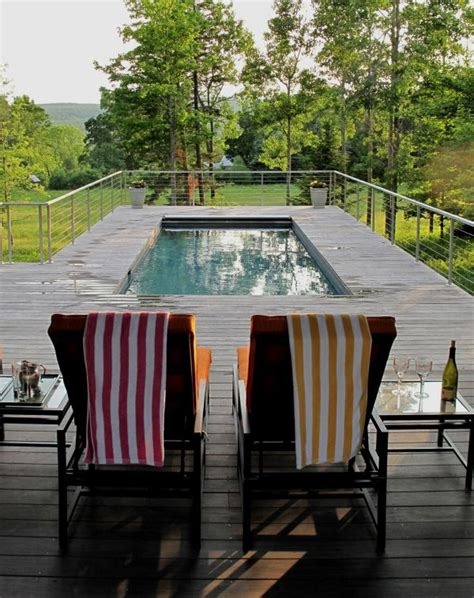 Small Deck Around Above Ground Pool