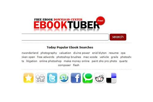 search engine ebooks free download