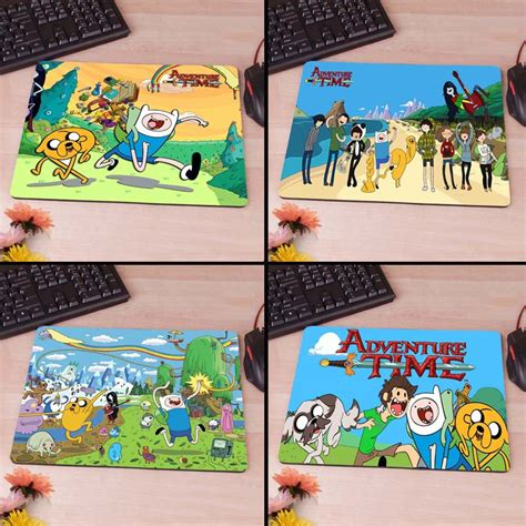 Adventure Time Animated Wallpaper - adventure time animated wallpaper computer mouse pad