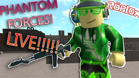 roblox phantom forces  youtube