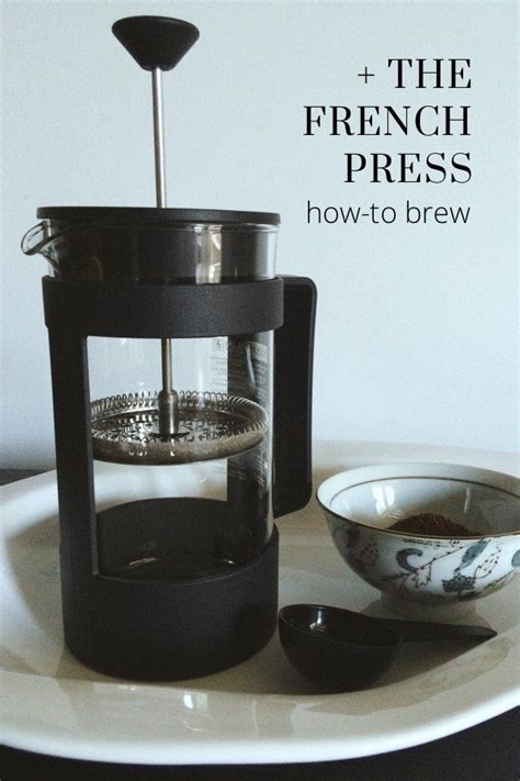 Crazy, considering it's one of the world's most popular coffee brewing methods. + THE FRENCH PRESS how-to brew | Grinding coffee beans ...