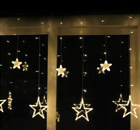 christmas window lights decoration  ideas christmas
