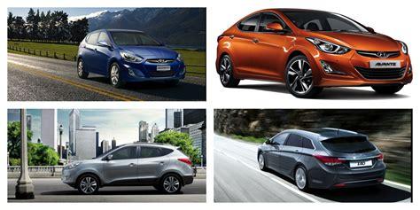 A bunch of Hyundais - OVERSTEER