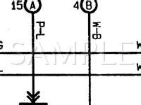 1995 Toyotum Tercel Ignition Wiring Diagram by Repair Diagrams For 1995 Toyota Tercel Engine
